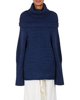 Chunky-knit Wool