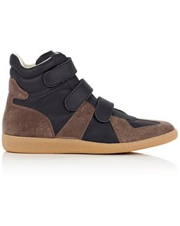 Suede & Leather Triple