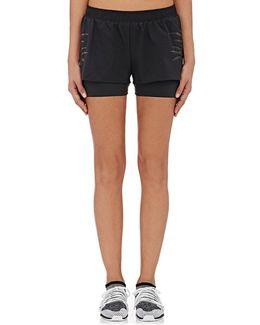 Layered Running Shorts