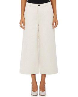 Cotton-linen Side