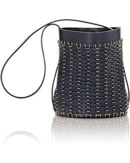 14#01 Cabas Leather Bucket Bag