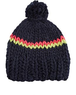 Chunky Striped Hat