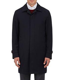 Wool Overcoat