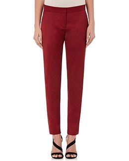 Aurore Satin Trousers