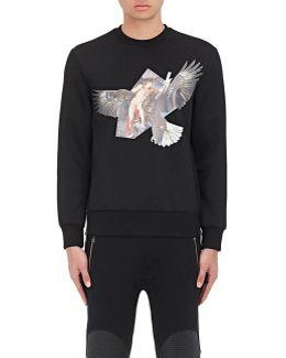 reuben's Eagle Neoprene Sweatshirt