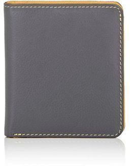 Colorblocked Wallet