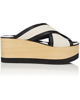 Zerry Platform Slide Sandals