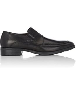 Primo Leather Penny Loafers
