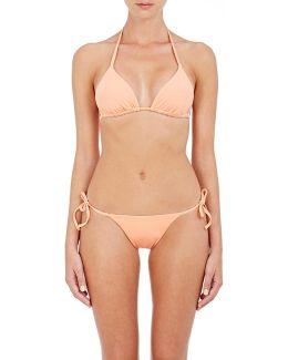 Megan String Bikini Top