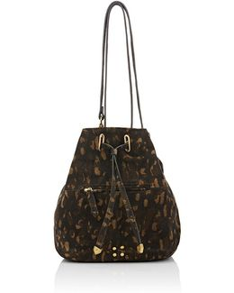 Alain Small Bucket Bag