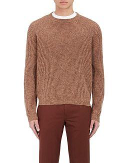 English Rib-knit Raglan