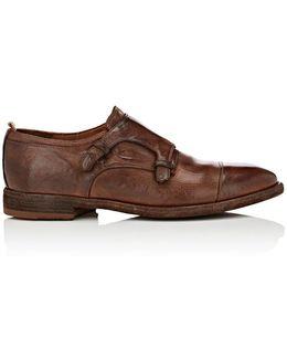 Princeton Leather Double-monk