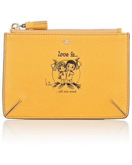 Loose Pocket Small Pouch