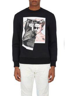brad Bieber Neoprene Sweatshirt