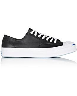 Signature Ox Leather Low