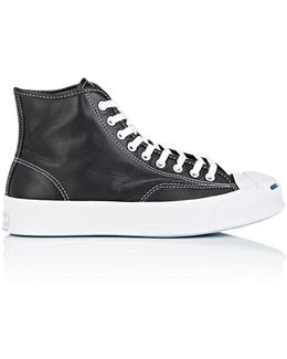 Signature Ox Leather High