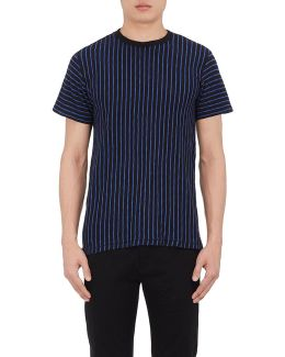Classic Striped Cotton Jersey T