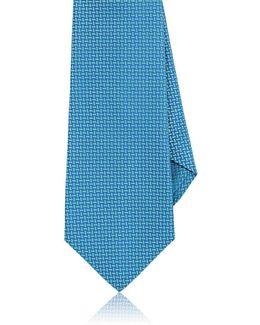 Neat Silk Necktie