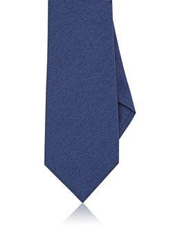 Silk Faille Necktie