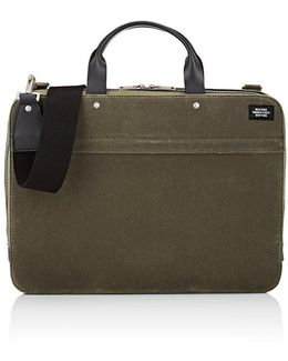 Waxwear Slim Briefcase