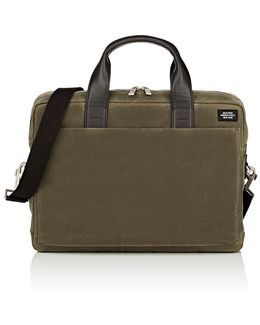 Waxwear Commuter Briefcase