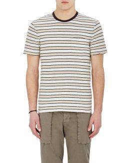 Striped Cotton T