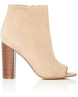 Yarin Suede Ankle Boots