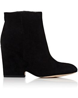 Wilson Suede Ankle Boots