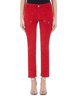 Evron Cotton Corduroy Pants