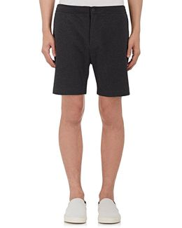 Alusky Cotton Piqué Shorts