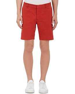 Dach Cotton Twill Shorts
