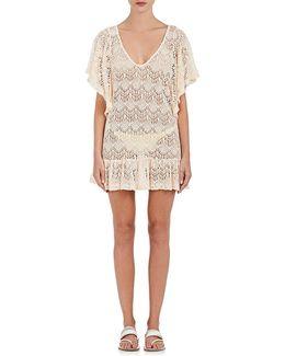 Malena Crochet Cotton-blend Cover