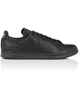 Stan Smith Aged Leather Sneakers
