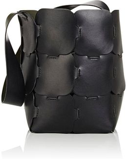 Puzzle Mini Bucket Bag