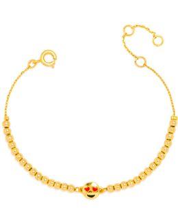 Lovestruck Emoticharm Bracelet