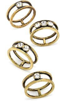 Riven Ring Quad