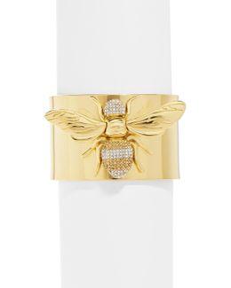Bumblebee Cuff Bracelet