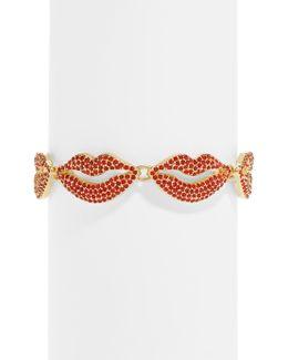 Kiss Kiss Bracelet
