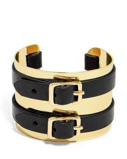 Delfina Cuff Bracelet