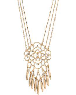 Brielle Pendant Necklace