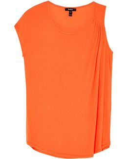 Marbury Drape Top