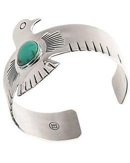 Royal Silver Cuff