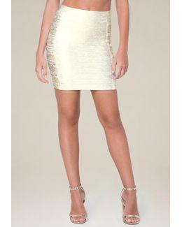 Aria Bandage Skirt