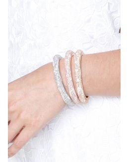 Mesh Bracelet Set