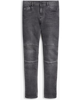 Tattenhall Skinny Fit Trousers Man