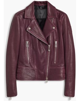Marving-t Blouson Leather Jacket