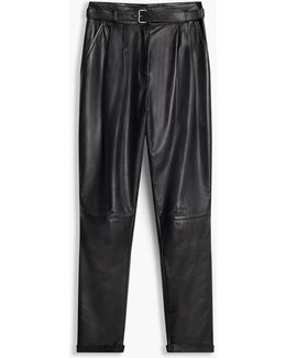 Emely 2.0 Leather Trousers
