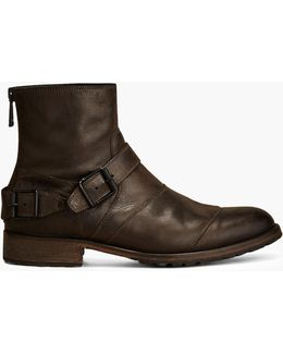 Trialmaster Short Boot