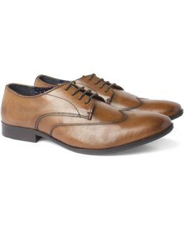 Coal Formal Derby Shoe