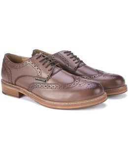 Patrick Leather Brogue
